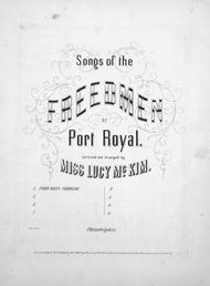 Poor Rosy, Poor Gal. Songs of the Freedmen of Port Royal