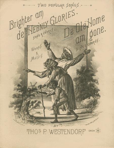 De Ole Home am Gone. Song & Chorus
