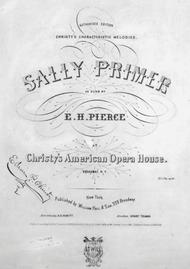 Sally Primer, or, Pompy's Courtship