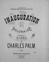 Inauguration Polonaise