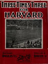Three Times Three For Harvard