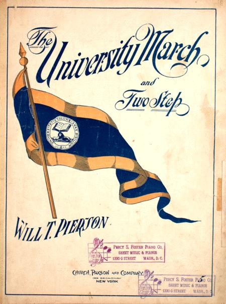 The University March and Two Step