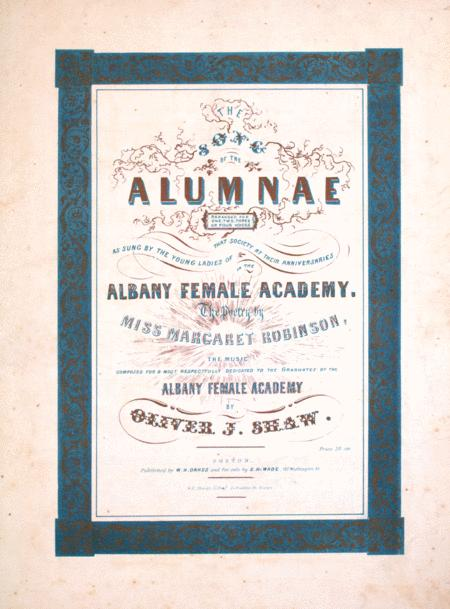 The Song of the Alumnae
