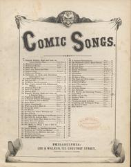 Comic Songs