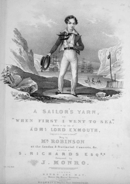 A Sailor's Yarn, or,