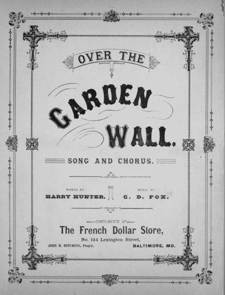 Over the Garden Wall. Song and Chorus