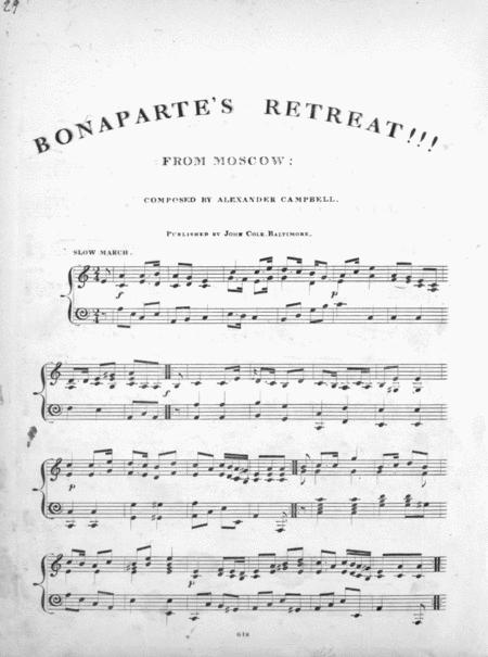 Bonaparte's Retreat!!! From Moscow