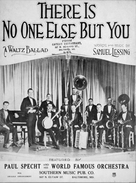 There Is No One Else But You. A Waltz Ballad
