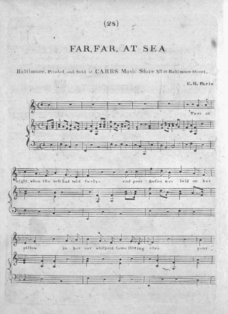 Far, Far, At Sea