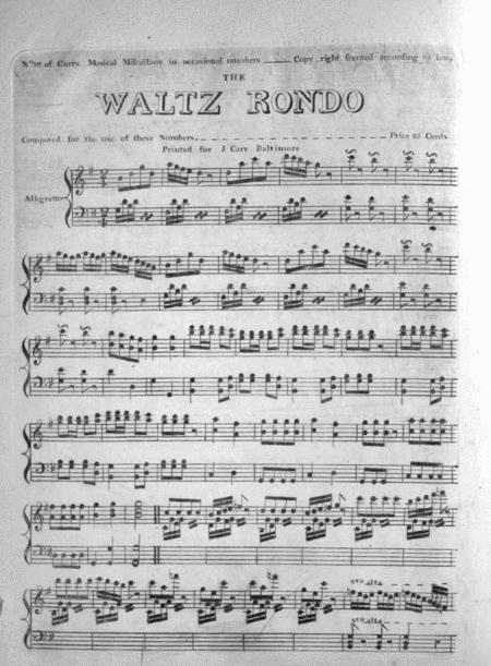 The Waltz Rondo