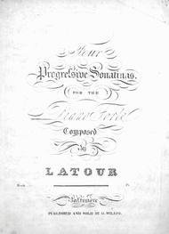 Four Progressive Sonatinas. For The Piano Forte. Nos. 3 and 4