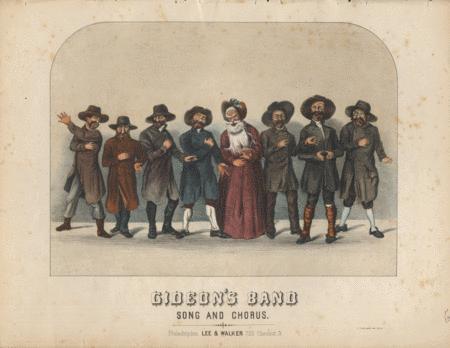 Gideon's Band. Song and Chorus
