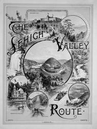 The Lehigh Valley Route