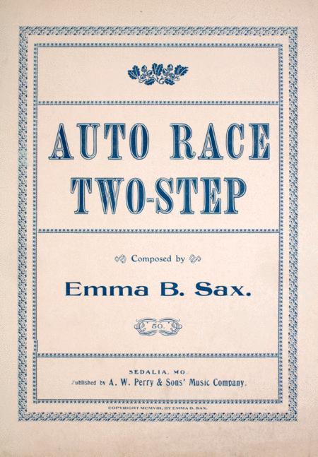 Auto Race Two-Ste