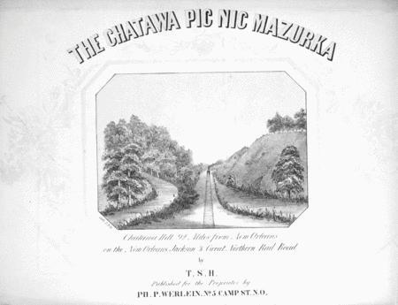 The Chatawa Pic Nic Mazurka