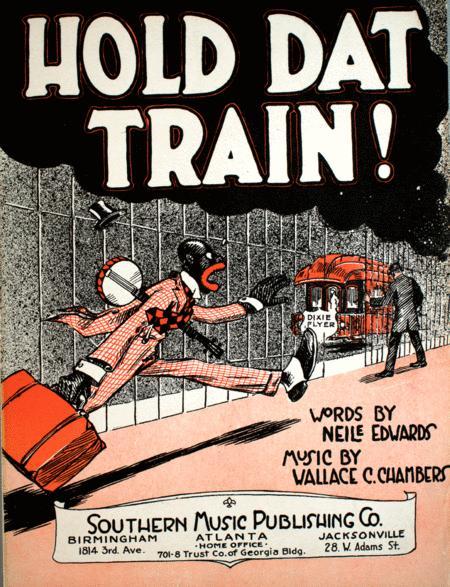 Hold Dat Train
