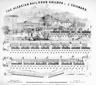 The Alsacian Railroad Gallops