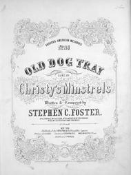 Old Dog Tray