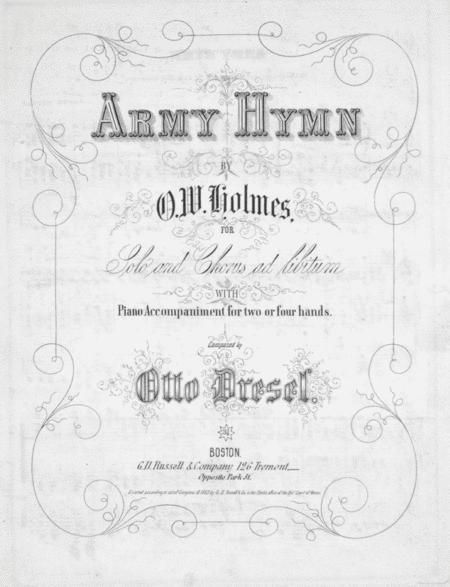 Army Hymn