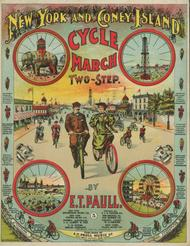 New York and Coney Island Cycle March Two-Step