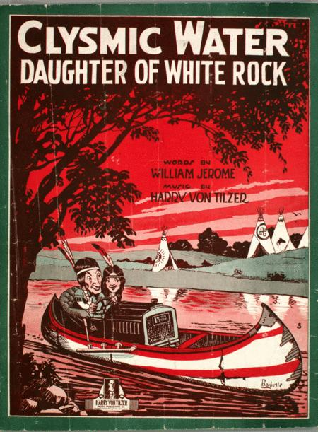 Clysmic Water. Daughter of White Rock