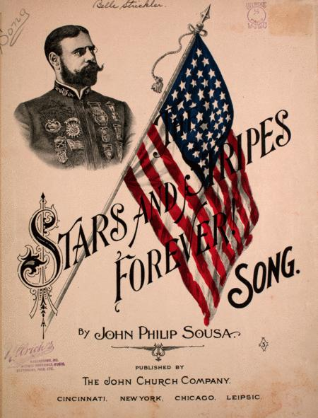 Stars and Stripes Forever. Song