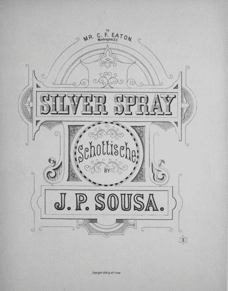 Silver Spray. Schottische