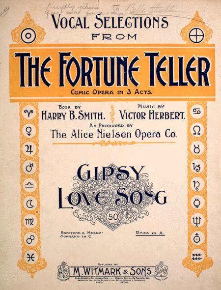 Gipsy Love Song