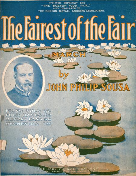 The Fairest of the Fair. March