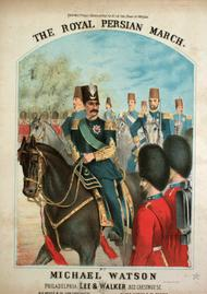 The Royal Persian March