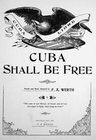 Cuba Shall Be Free