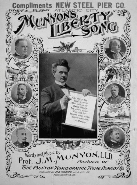 Munyon's Liberty Song