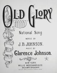Old Glory. National Song
