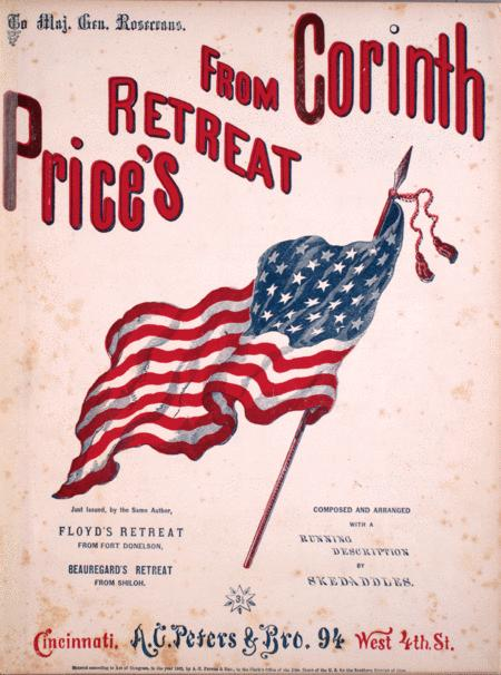 Price's Retreat From Corinth