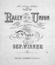 Rally for the Union. The Tremaine Brothers Popular Song