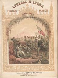 General N. Lyon's Funeral March
