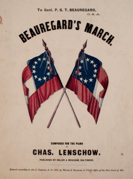 Beauregard's March