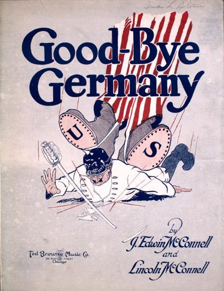 Good-bye Germany