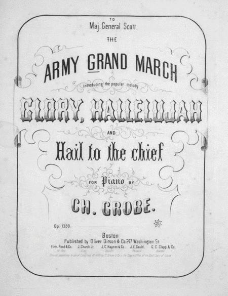 The Army Grand March
