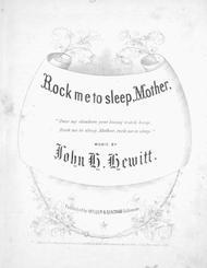 Rock Me To Sleep, Mother