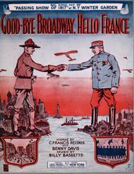 Good-Bye Broadway, Hello France