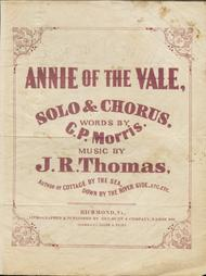 Annie of the Vale, Solo & Chorus