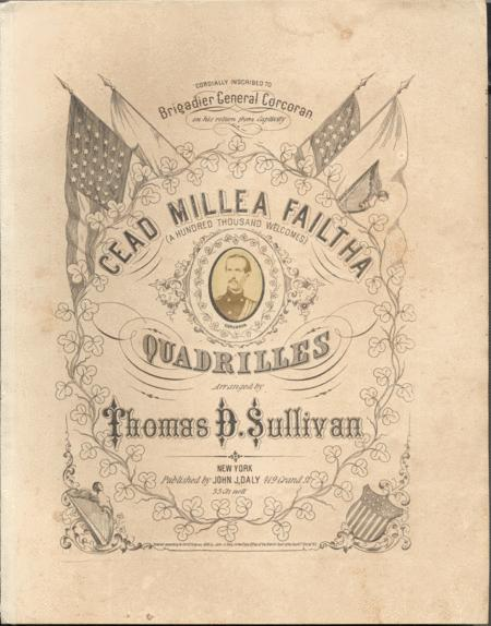Cead Millea Failtha (A Hundred Thousand Welcomes) Quadrilles