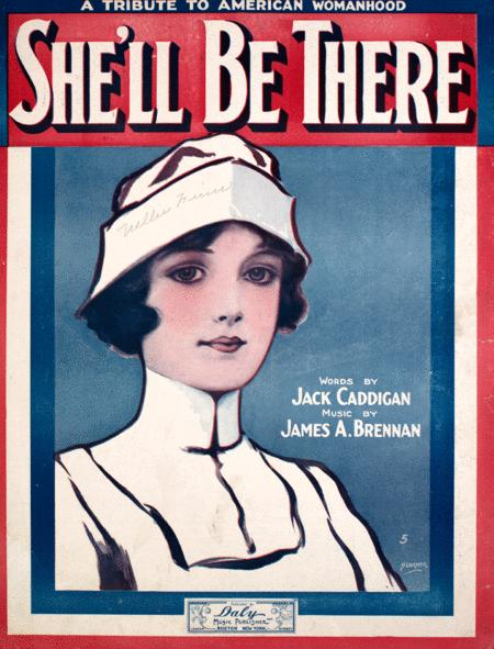 She'll Be There (A Tribute to American Womanhood)