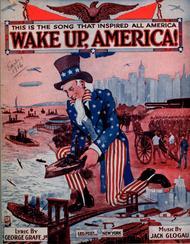 Wake Up, America