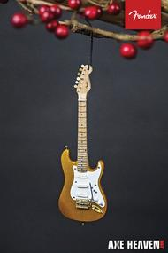 Fender Gold '50s Strat - 6 inch. Holiday Ornament