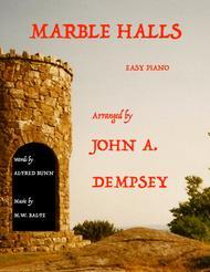 Marble Halls (Easy Piano)
