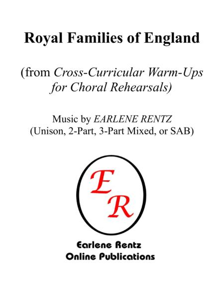Royal Families of England (from
