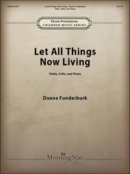 Let All Things Now Living
