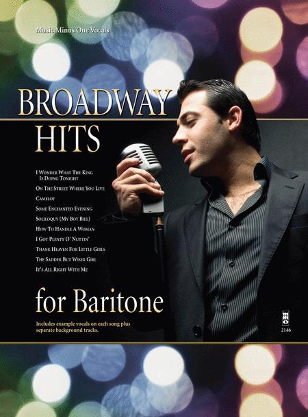 Broadway Hits for Baritone